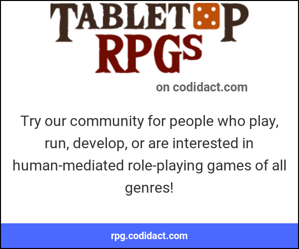 Community ad